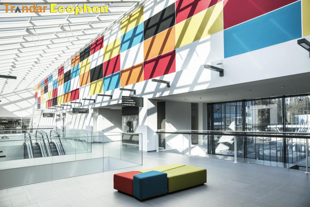 Trandar Ecophon Wall Panel A