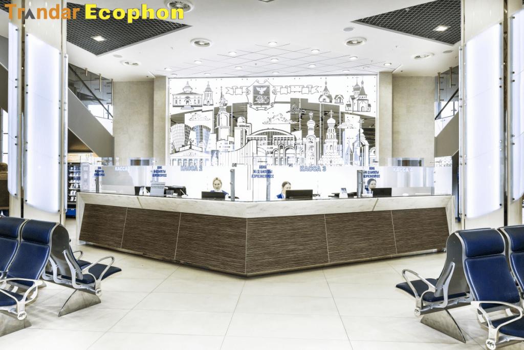Trandar Ecophon รุ่น Focus Dg ชนิดเซาะร่อง
