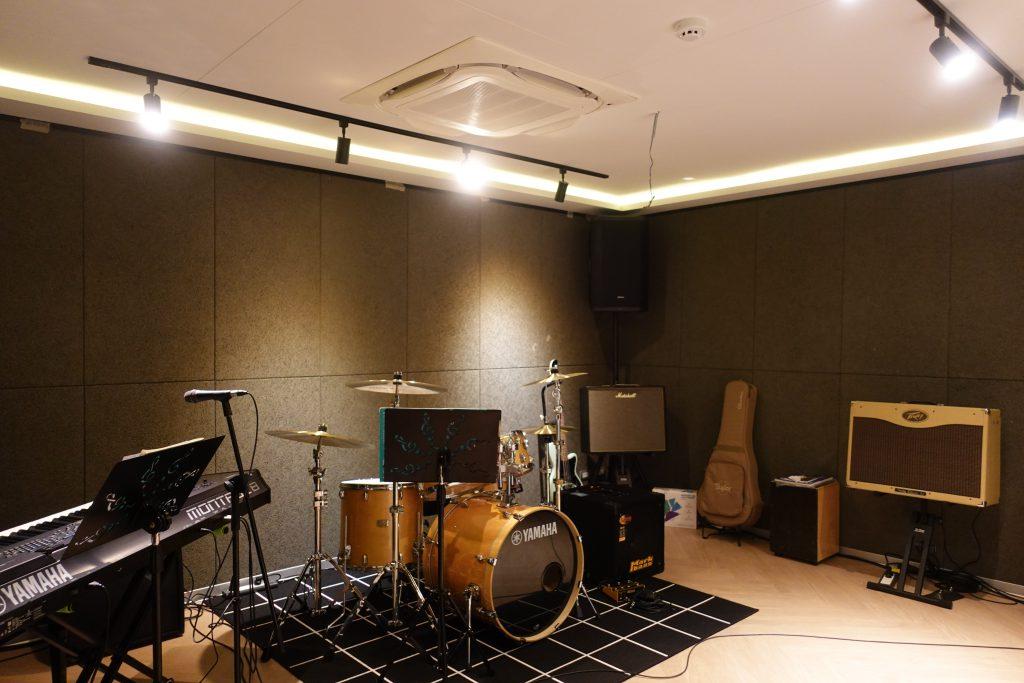 ห้องซ้อมดนตรีในฝัน ที่คุณเองก็เป็นเจ้าของได้