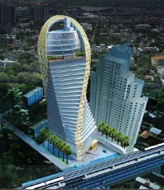 อาคาร T-One Office Building อาคารสำนักงานเกรด A สำหรับคนรุ่นใหม่ใจกลางทองหล่อ-สุขุมวิท