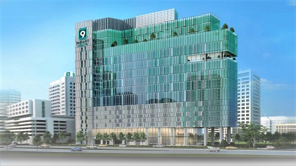 โรงพยาบาลพระรามเก้าเปิดตึกใหม่ พร้อมฝ้าอะคูสติกไฮยีนสูง Trandar Focus F ตอบโจทย์ทุกการใช้งาน