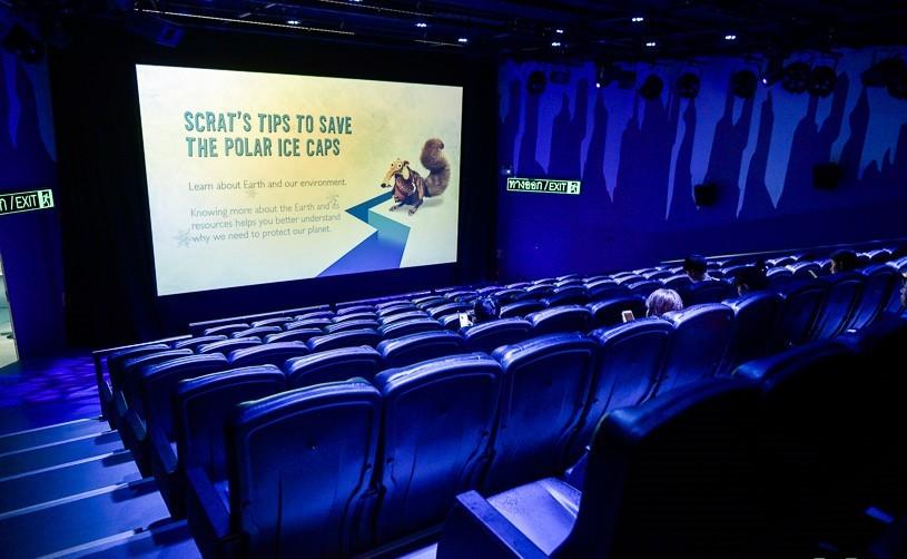 ชวนเพื่อนมาสัมผัสประสบการณ์ใหม่ ที่โรงภาพยนตร์ 4D Madame Tussauds