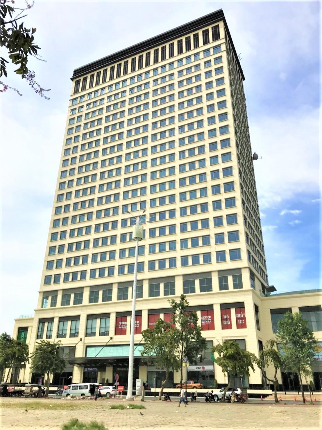 Exchang Square Phnom Penh กับโรงหนังสุดอลังการที่ใช้ผนังกันเสียง Trandar Zoundboard ทั้งหมด