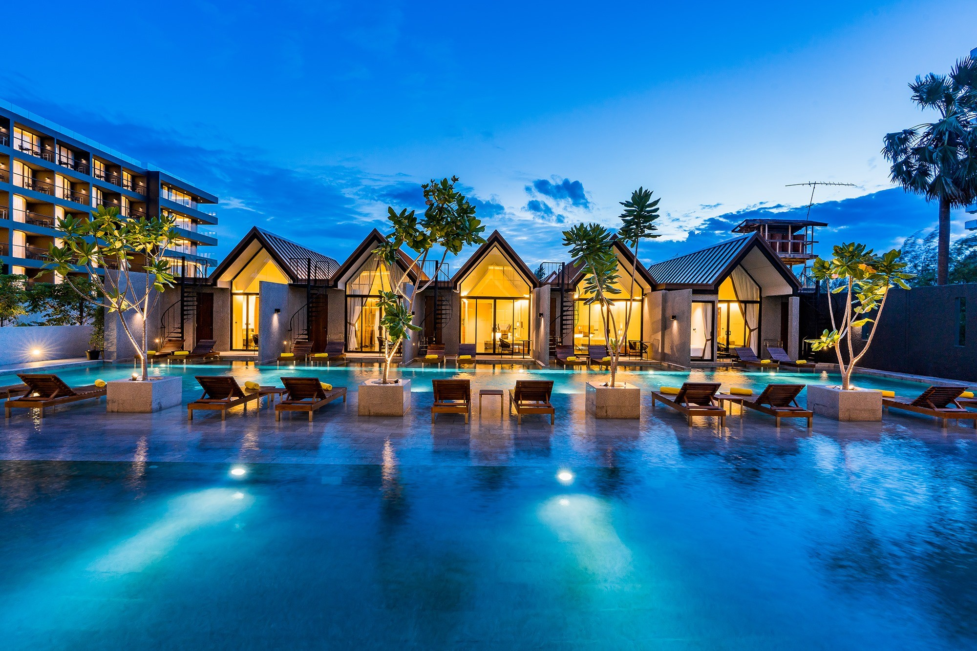 Ana Anan Resort & Villas Pattaya กับหลังคาระบบกันเสียงที่เงียบที่สุด