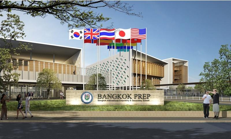 Auditorium โรงเรียนนานาชาติ Bangkok Prep ที่สุดของการออกแบบ ตอบโจย์การใช้งานอย่างดีเยี่ยม