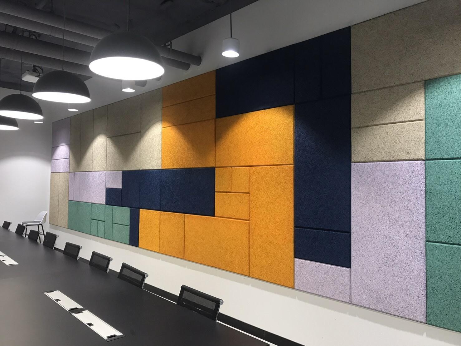 แปลงโฉมห้องประชุมใหม่ เพิ่มสีสันความสนุกสนานได้ด้วย Trandar Heradesign